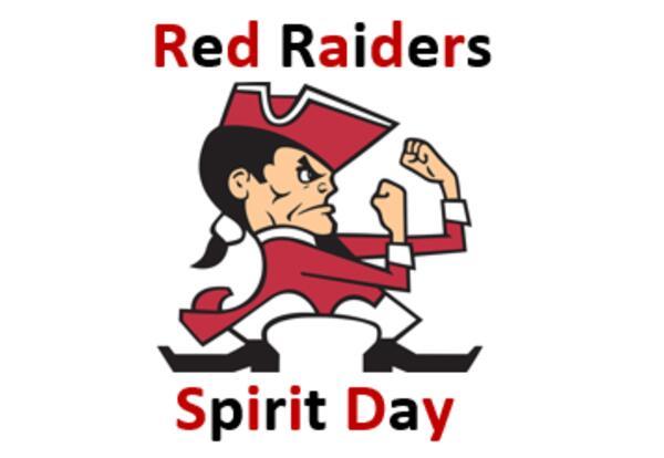 Red Raiders Spirit Day - October 21st