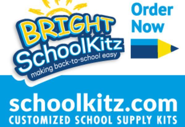 2021-22 BRIGHT SCHOOLKITZ - PTO SPONSORED PROGRAM