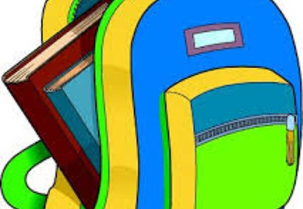 Back to School Store Backpack Letter for Lannoye