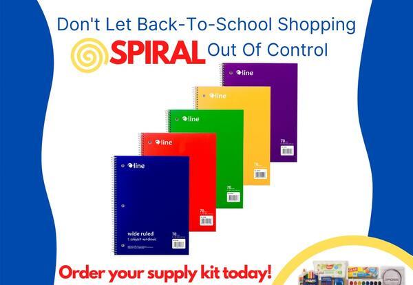 SchoolKidz School Supply Kits