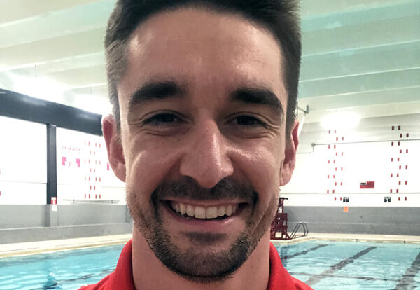 Haydon will lead PHS girls swimming; will remain as boys' coach