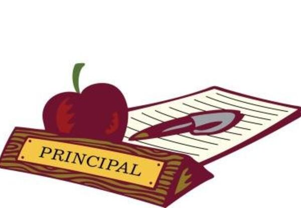 Message for New Principal Mrs. Peggy Goddard