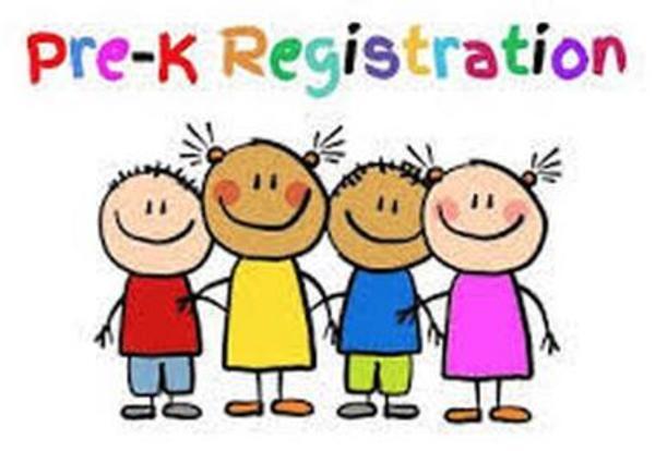 2018-2019 Preschool Registration-January 24