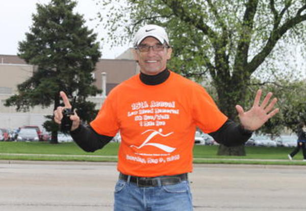 Lew Blond Run Unifies Community for Great Cause for 18 Years