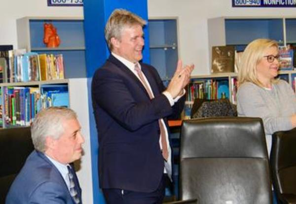 Board of Education Approves 2018-2019 School Calendar and  Board Brief
