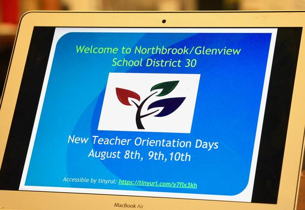 New Teacher Orientation Days Kick-off Held on August 8