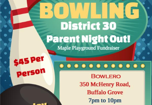 Parent Social: All-Abilities Playground Fundraiser Is on April 13