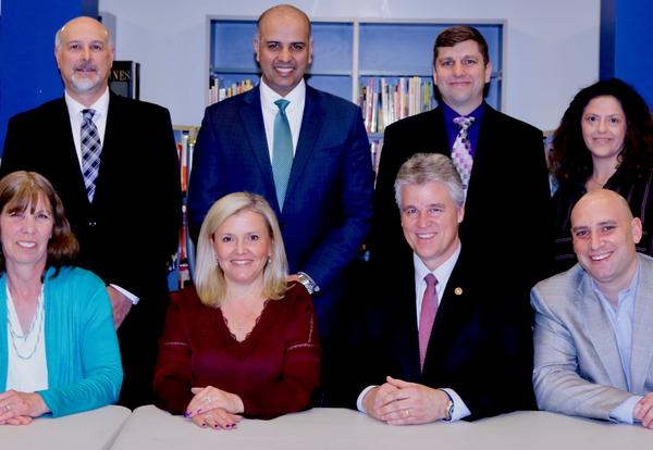 Board of Education Meets at Wescott School on February 27