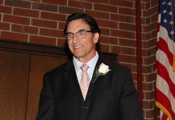 Dr. Nate Carter will be honored as FSC's 2020 Heart of the Family Award Recipient on July 11