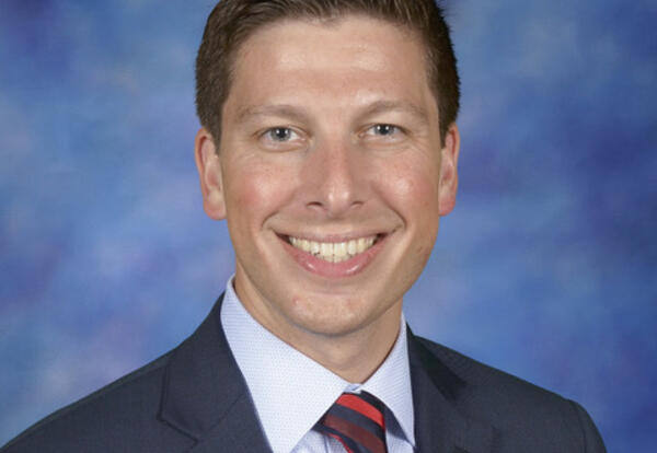 A Warm District 30 Welcome to New Maple School Principal Sam Kurtz!