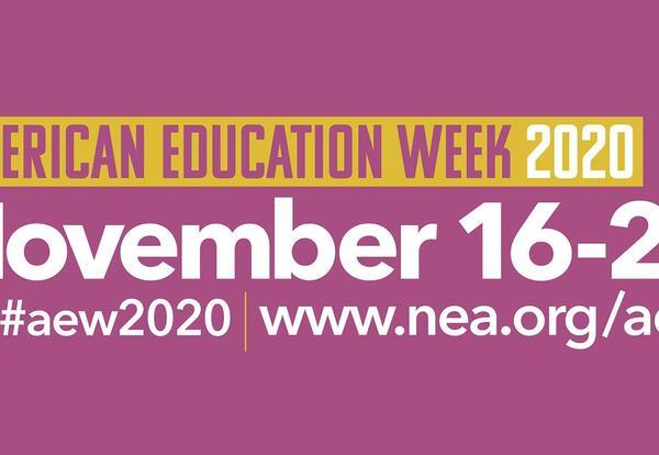 American Education Week is November 16-20