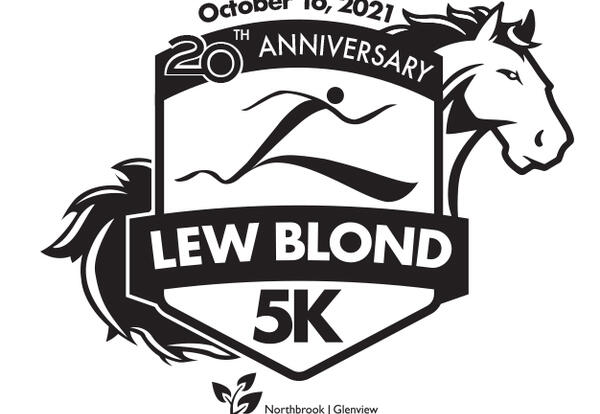 Volunteers and Sponsors Needed for 20th Anniversary Lew Blond Run on October 21!