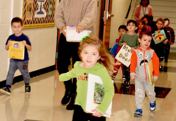 Northbrook/Glenview School District 30's Preschool Screenings Set for 2021-22