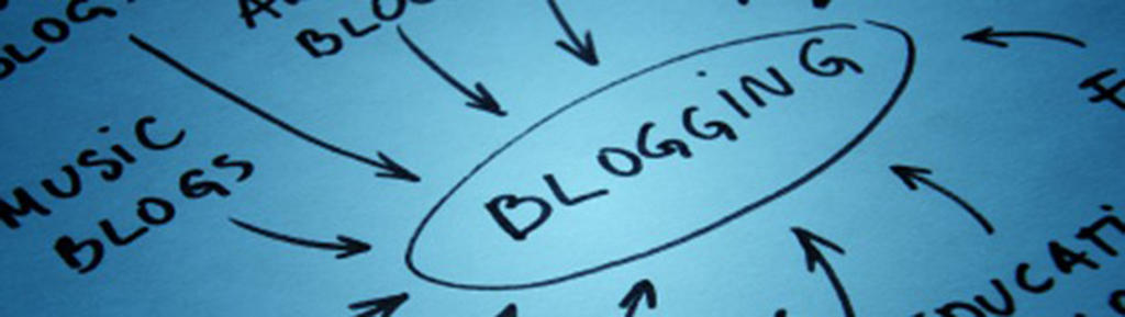 Blogging handwritten