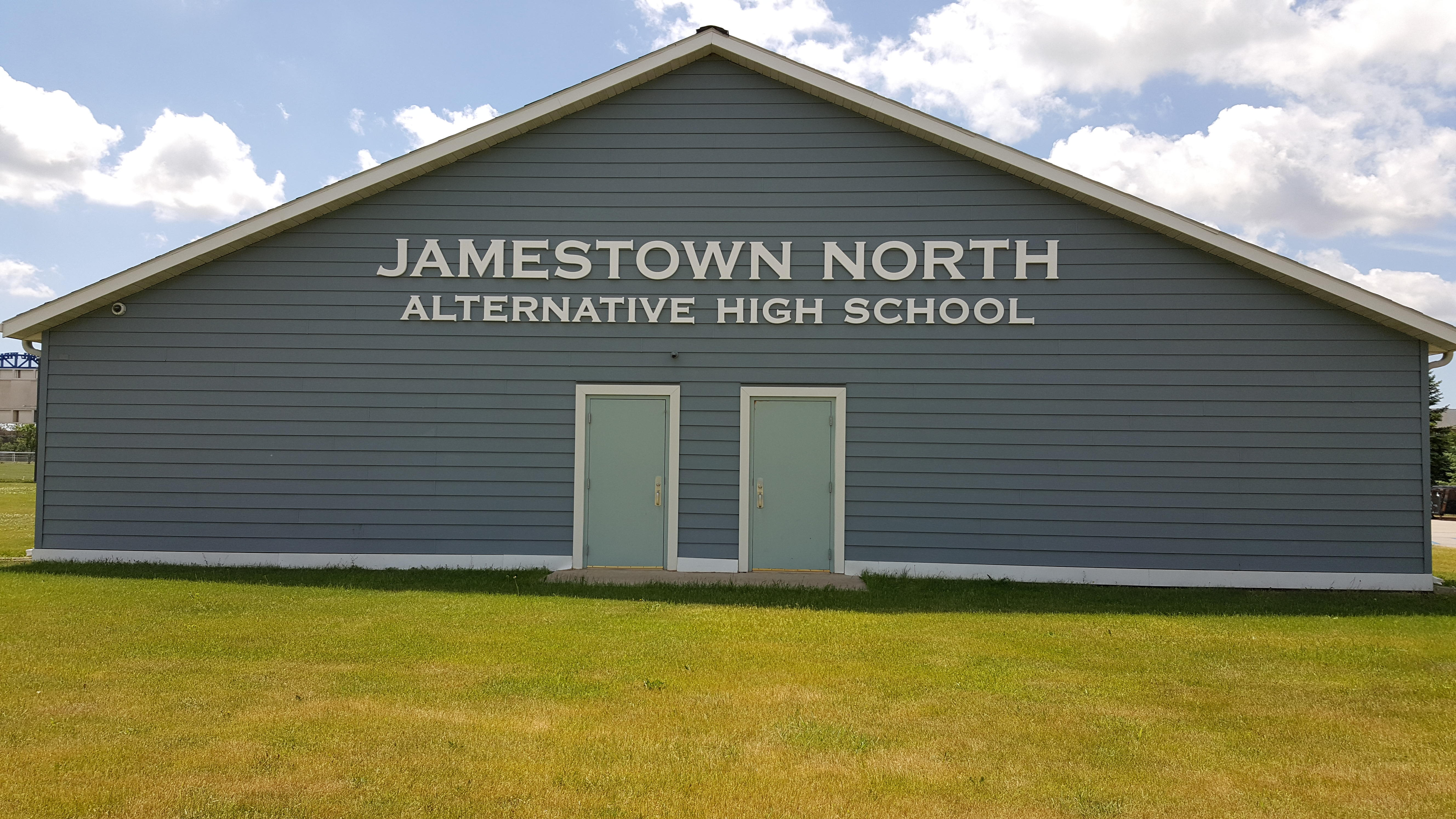 Jamestown North building