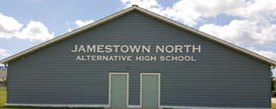 Jamestown North School Building photo