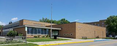 Lincoln Elementary School Building photo