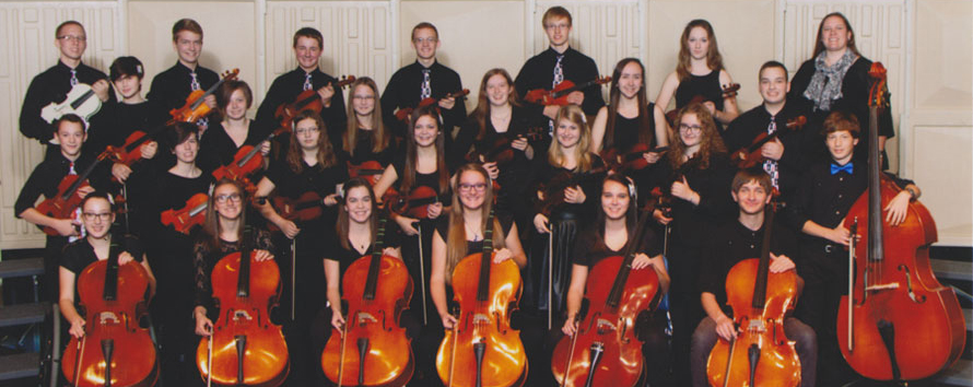 Jamestown Orchestra photo