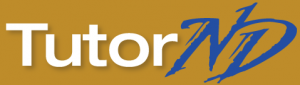 Tutor ND logo