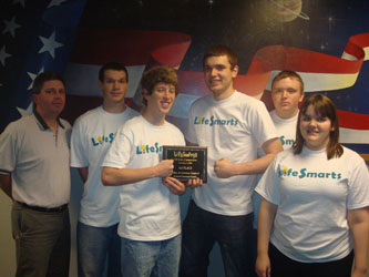 2009 Lifesmarts 3rd at State