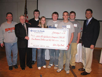 2010 Lifesmarts 1st at State, 2nd at Ntionals