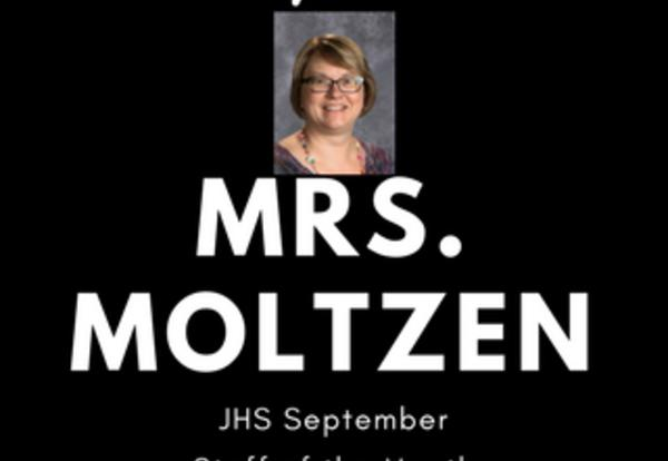 JHS Staff of the Month Nominations