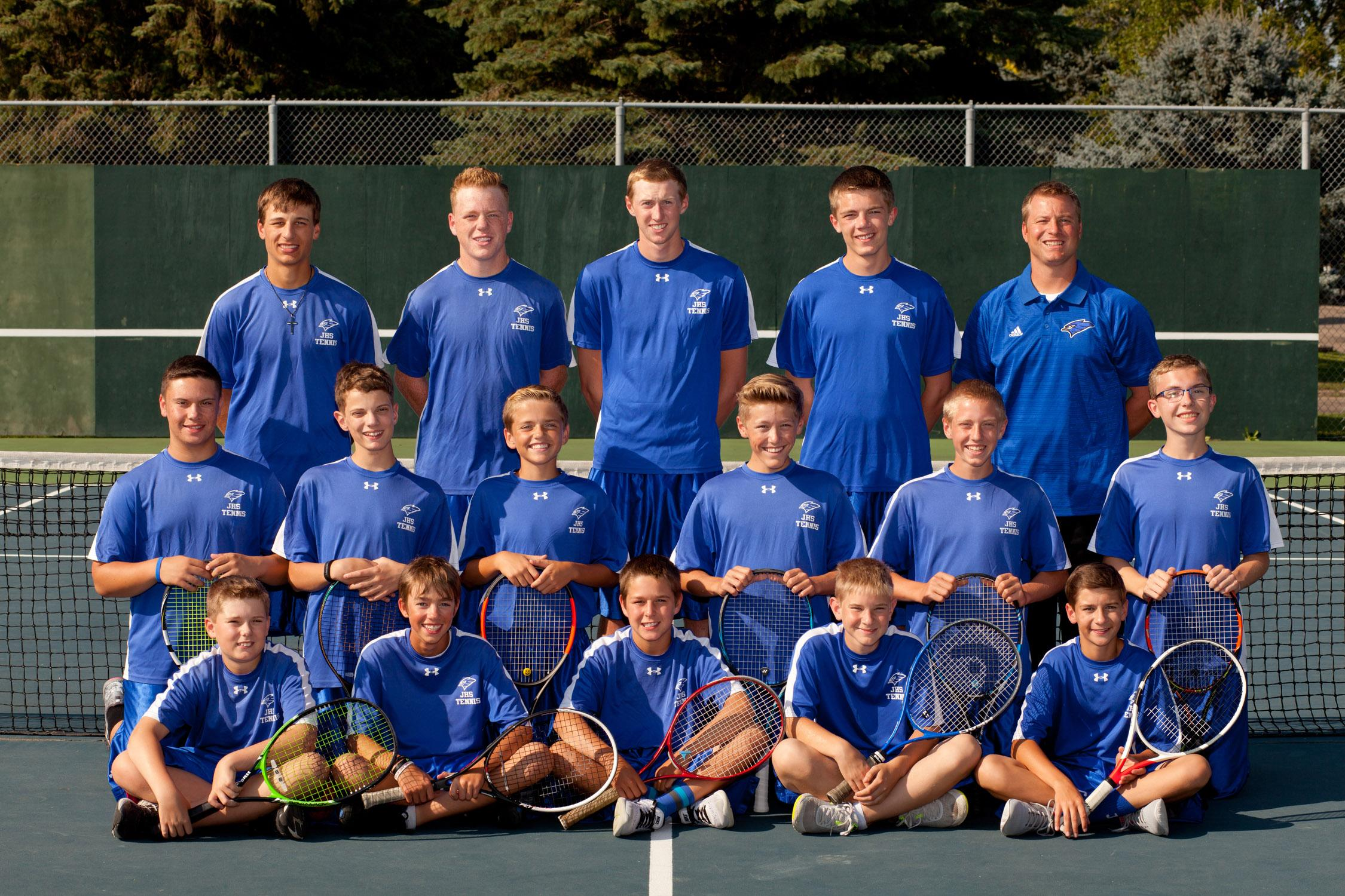 Boy's Fall Tennis 2017