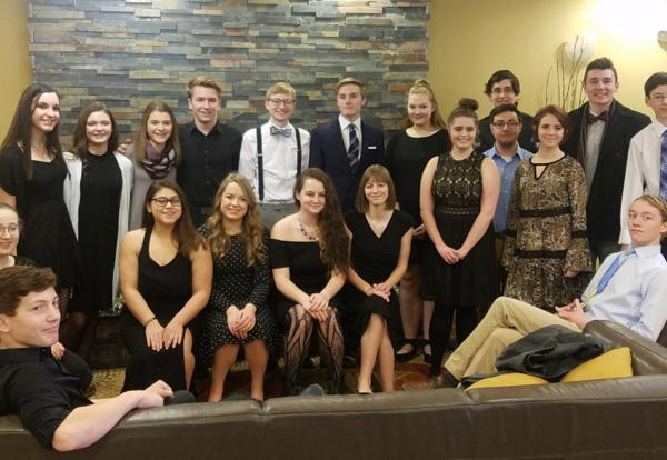 UND Honor Band, Choir, and Orchestra Festival