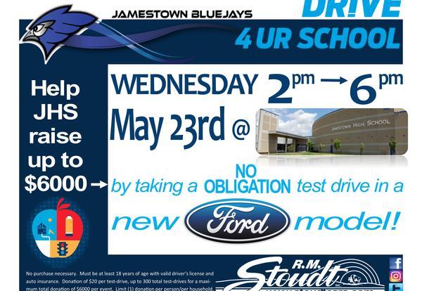 JHS Drive 4 UR School