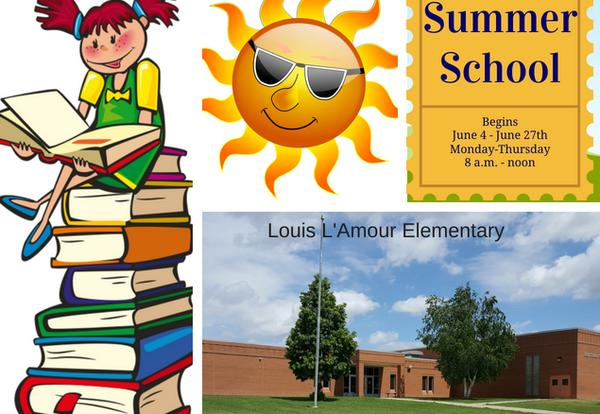 Summer School Decorative Image