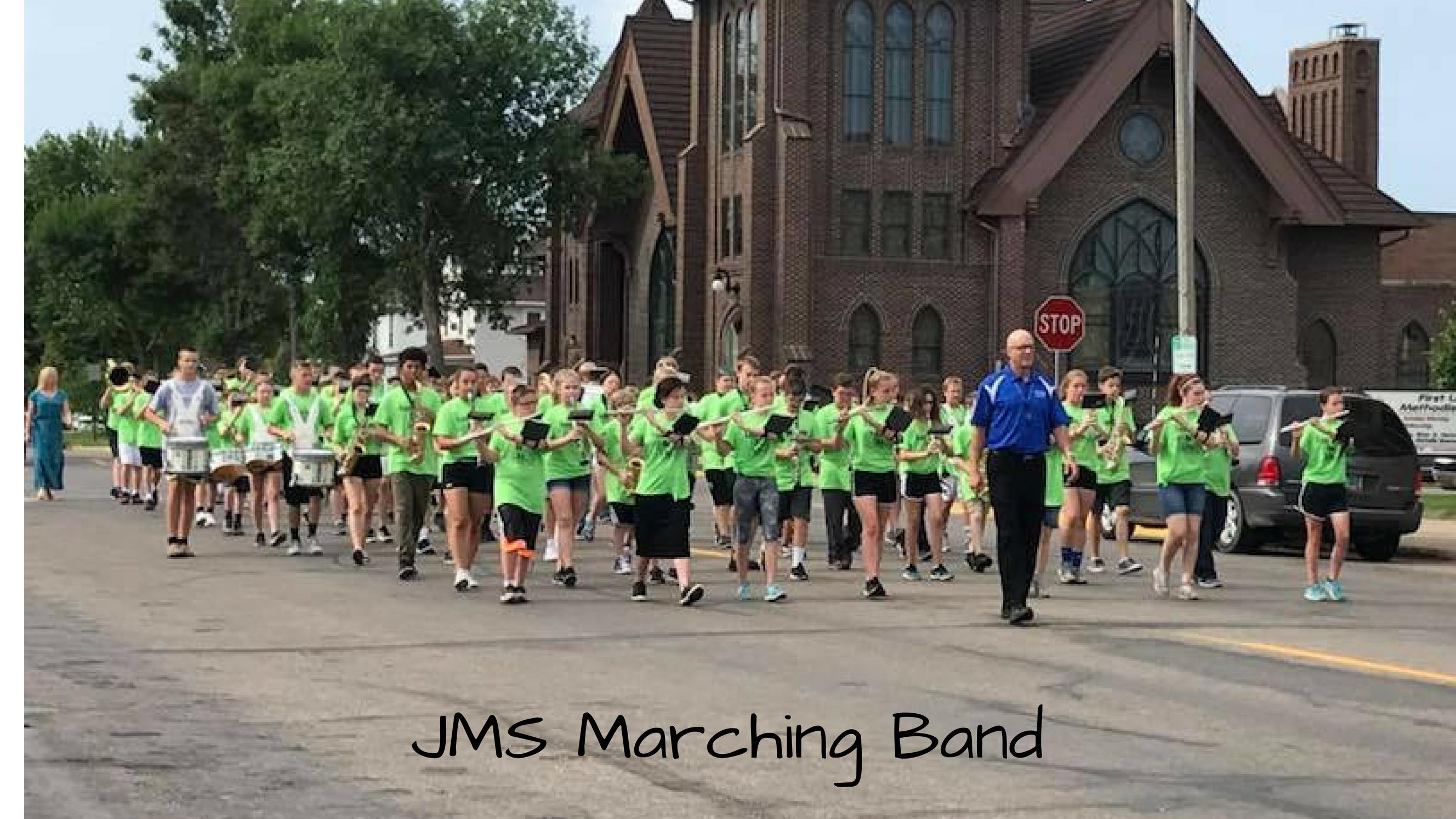 JMS Marching Band