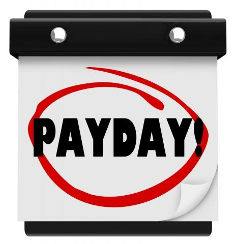 Pay Day Decorative Image