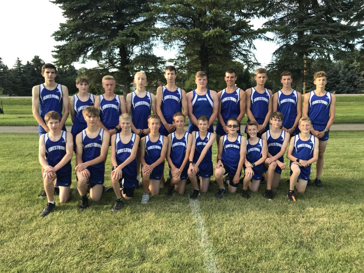 Boys Cross Country 2019