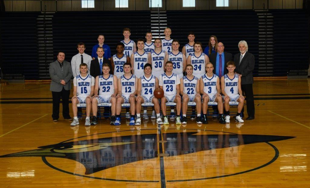 2019-2020 JHS BBB Team Pic