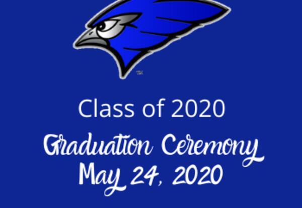 Graduation Announcement Class of 2020