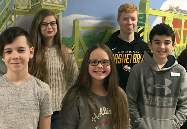 In the Spotlight: January Students of the Month