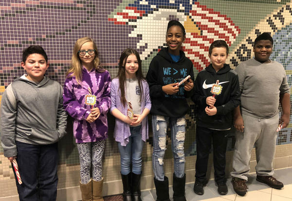 December Music Students of the Month