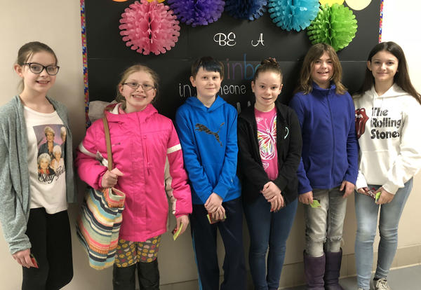 January Music Students of the Month