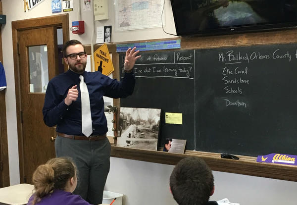 Students Learn About Historic Erie Canal