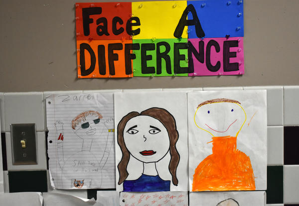 Students Accept the Facing Difference Challenge