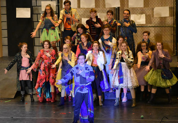 Godspell Wins at Stars of Tomorrow!