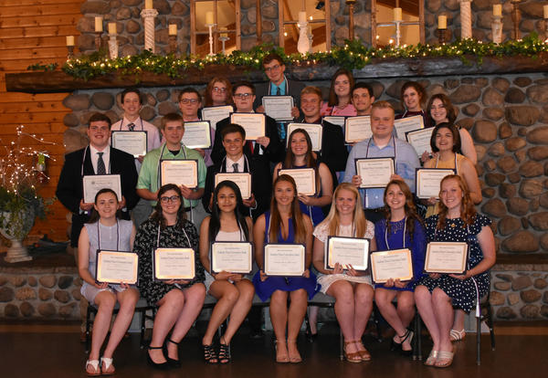 Academic Honors Convocation