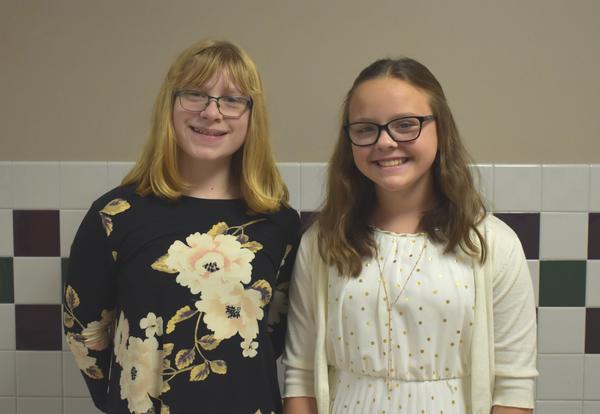 December Board of Education Award Recipients