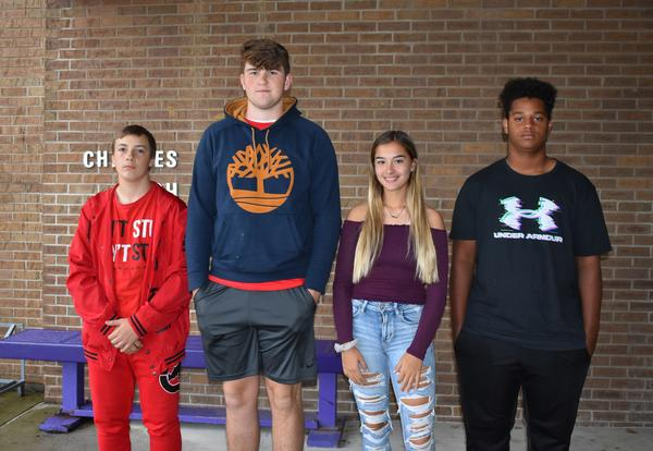 Athletes of the Week (October 7 - 12)