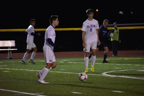 Albion @ East Aurora Soccer Sectionals Game - Photo #8
