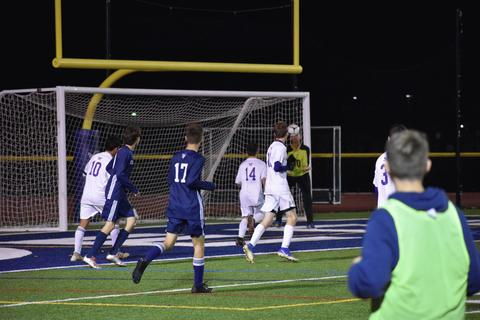 Albion @ East Aurora Soccer Sectionals Game - Photo #12