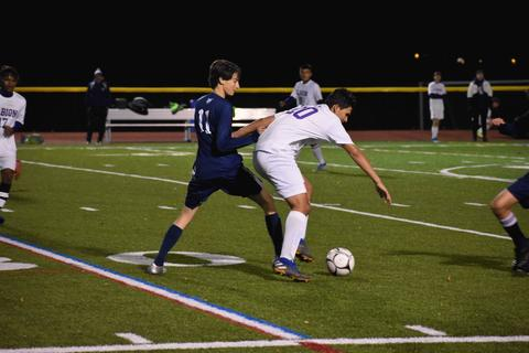Albion @ East Aurora Soccer Sectionals Game - Photo #14