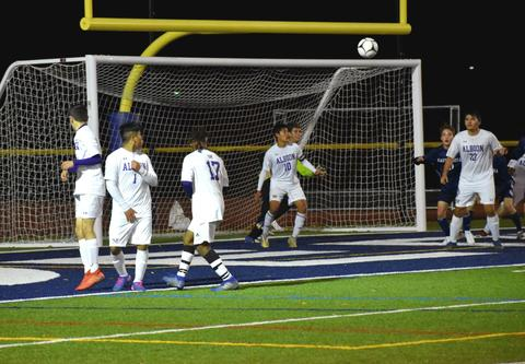 Albion @ East Aurora Soccer Sectionals Game - Photo #15