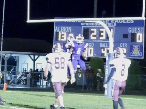 Albion VS Tonawanda Sectionals - Photo 17