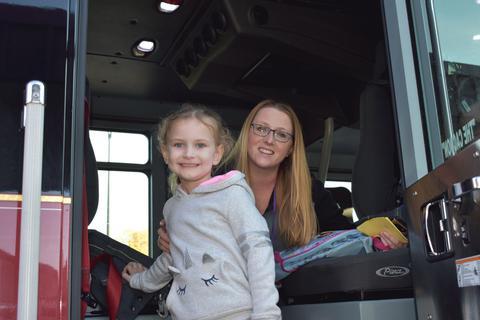 Fire Truck Photo 1
